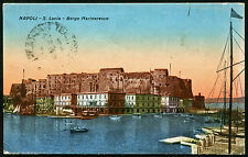 Napoli - S.Lucia - Borgo Marinaresco - viaggiata