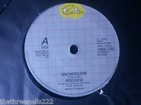 "VINYL 7"" SINGLE - SHOWSCAPE - ROCOCO - TREB130"