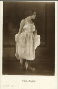 Portraet-1910-20-FERN-ANDRA-USA-Schauspieler-Buehne-Film