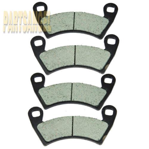 Front Carbon Brake Pads 2015-2016 Polaris RZR 4 900