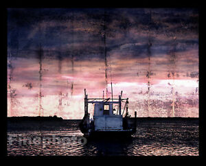 Surreal-NAUTICAL-BOAT-Art-Photograph-Florida-By-WRIGHT