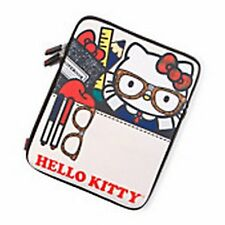 Hello Kitty Nerdy Kitty iPad Case - NEW