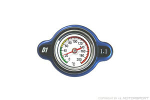 MX-5-Kuehlerdeckel-blau-mit-Temperatur-Anzeige-1-1-bar-Mazda-MX-5-NA-NB-89-05