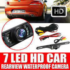 HDE Car Rear View Camera
