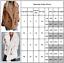 Womens Winter Warm Teddy Bear Fur Fleece Jacket Coat Fluffy Outerwear Plus Size