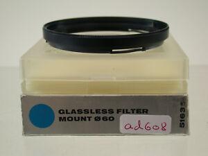 Original-Hasselblad-B-60-Filter-Adapter-Adapters-Glassless-Lens-ad608-8