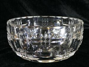 Coupe-Saladier-SAINT-LOUIS-en-Cristal-taille