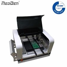 Pcb Assembly Robot Neoden4pick And Place Machine Vision 30 Electric Feeders