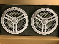 260W Fusion MS-FR7021 Marine 2-Way Full Range Speakers Pair