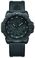 'Luminox Men's 3051.BO Navy Seal Colormark Quartz Black Rubber Strap 44mm Watch' from the web at 'https://i.ebayimg.com/images/g/sr4AAOSwfRdZMGv3/s-l225.jpg'