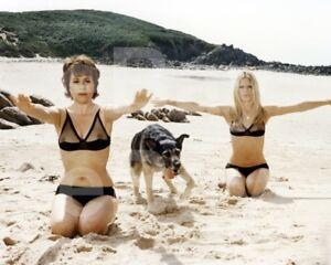 Les Novices (1970) Annie Girardot, Brigitte Bardot 10x8 Photo