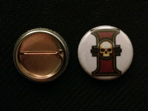 """Buy 2 Get 1 Free Warhammer 40k Sisters of Battle Inquisition 1/"""" pin button"""