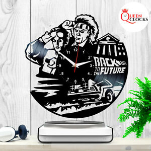Bruce Springsteen design vinyl record clock home decor art hobby shop gift B