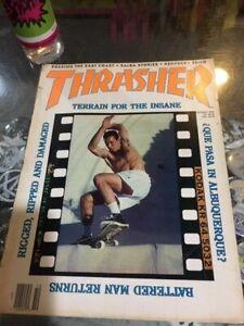 Thrasher-Skateboard-Magazine-October-1988-David-Hackett-Eric-Uquillas-10-88-Oct