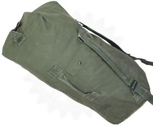 Details About Top Load Duffle Bag Military Style Cif