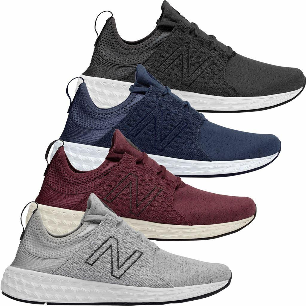 New Balance para Hombres Fresh espuma Fitness Zapatillas Cruz