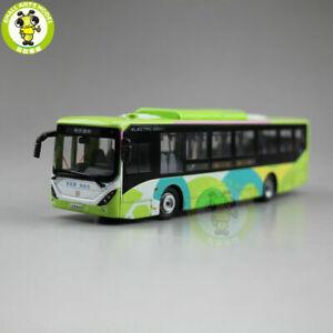 1 64 Volvo Electric City Bus Swb6128bev Diecast Car Bus Model Toys Kids Gifts Ebay