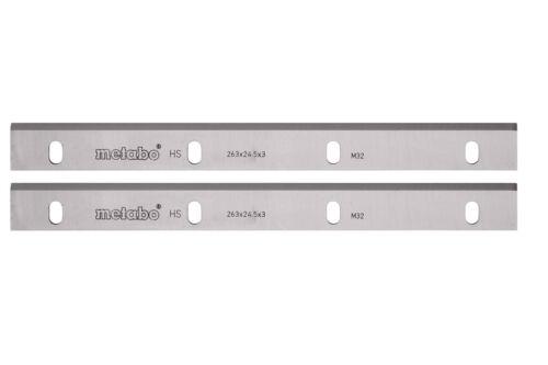 Metabo 4HSS Hobelmesser HC314 0911016362 #OB