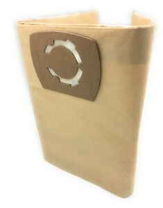To-fit-MacAllister-MAC-30-Vacuum-Cleaner-Paper-Bag-Pack-5