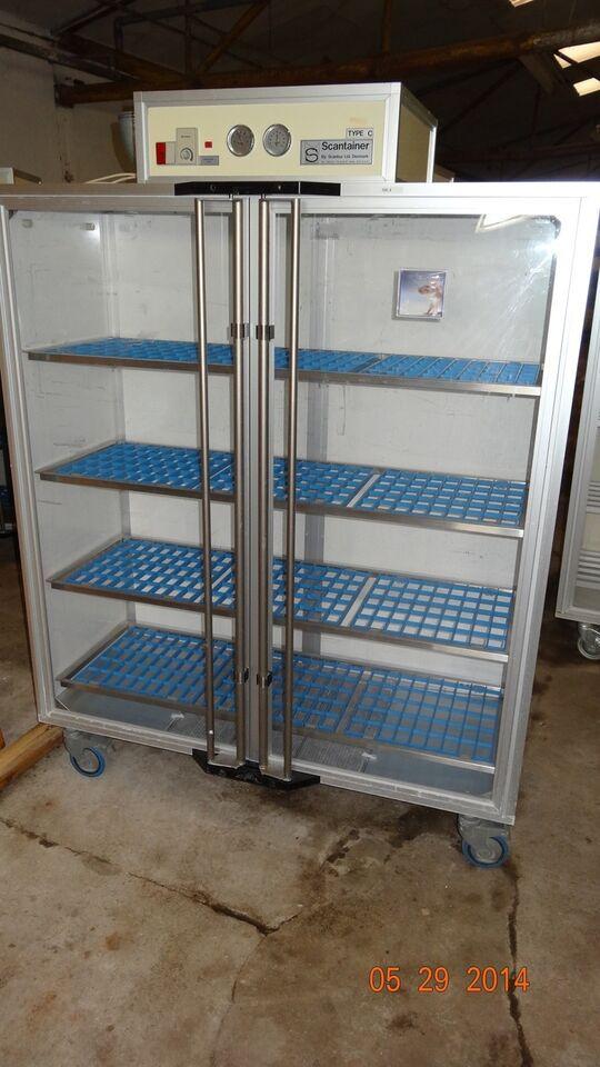 Dyre bur / Scantainer 24 stk - pris/stk