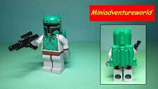 Lego GENUINE BRAND NEW Minifigure Boba Fett 6209 sw002a RARE discontinued figure