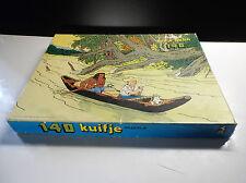 Puzzle Tintin Wild Horse 1981 BON ETAT  Tim Kuifje