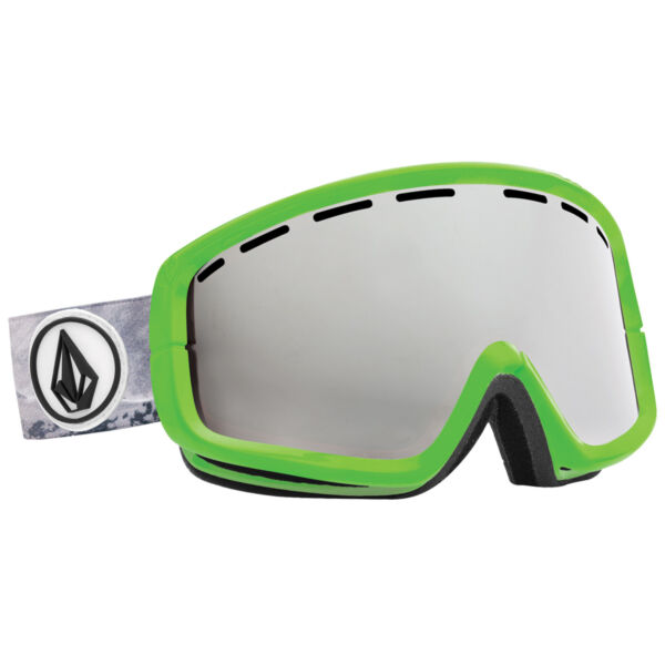 0069380f2ffa Electric Egb2 Volcom Colab Mens Ski Snowboard Goggles Lens