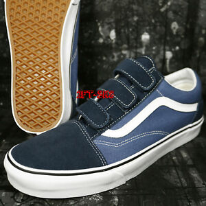 Vans Old Skool SuedeCanvas Navy Shoes