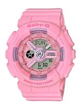 Casio Baby-G BA110-4A1 Anadigi Pink Watch