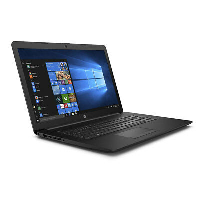 HP 17-ca0003na 17.3 Inch Laptop 4 GB RAM 1TB HDD AMD A6 Radeon Windows 10 Black