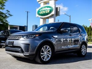 2017 Land Rover Discovery HSE I 7 Passenger I Remote Start I VISION PACK