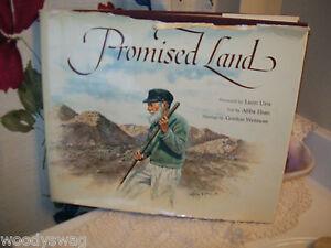 Promised-Land-Leon-Uris-Gordon-Wetmore-Abba-Eban-Book-Jewish