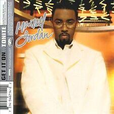 Montell Jordan : Get It on...Tonite HIT CD 1999 FREE SHIPPING