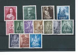 ANO-COMPLETO-ESPANA-1954-NUEVO