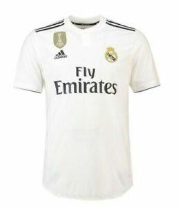 Adidas-Real-Madrid-Football-shirt-FIFA-WORLD-CHAMPIONS-2017-Authentique-BNWT-Neuf