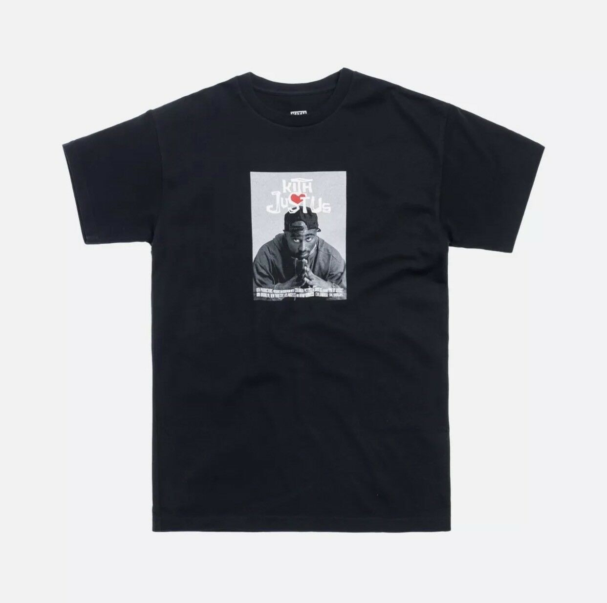 Kith Poetic Justice Tee Tupac XS