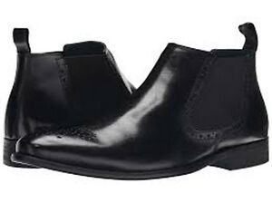 379c7691832 Details about New Steve Madden Men Trivea Pull On Chelsea Ankle Boot Shoes  size 13