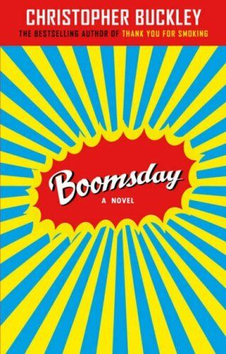 1 of 1 - Boomsday by Christopher Buckley 074907955X The Cheap Fast Free Post
