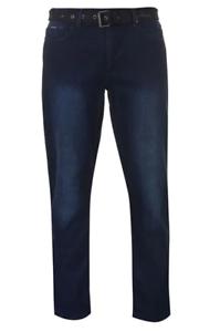 Pierre-Cardin-Web-Guertel-Herren-Jeans-Vintage-dark-Gr-38s-REF-95