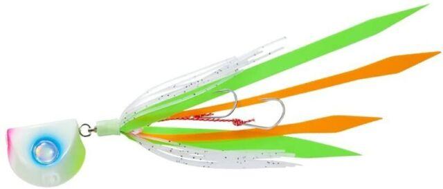 40g F1082-LSCA NEW Duel Salty Rubber Slide Jig
