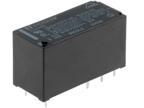 FTR-K1CK012W Relais Elektromagnetischen Spdt Ucoil12VDC 16A//250VAC