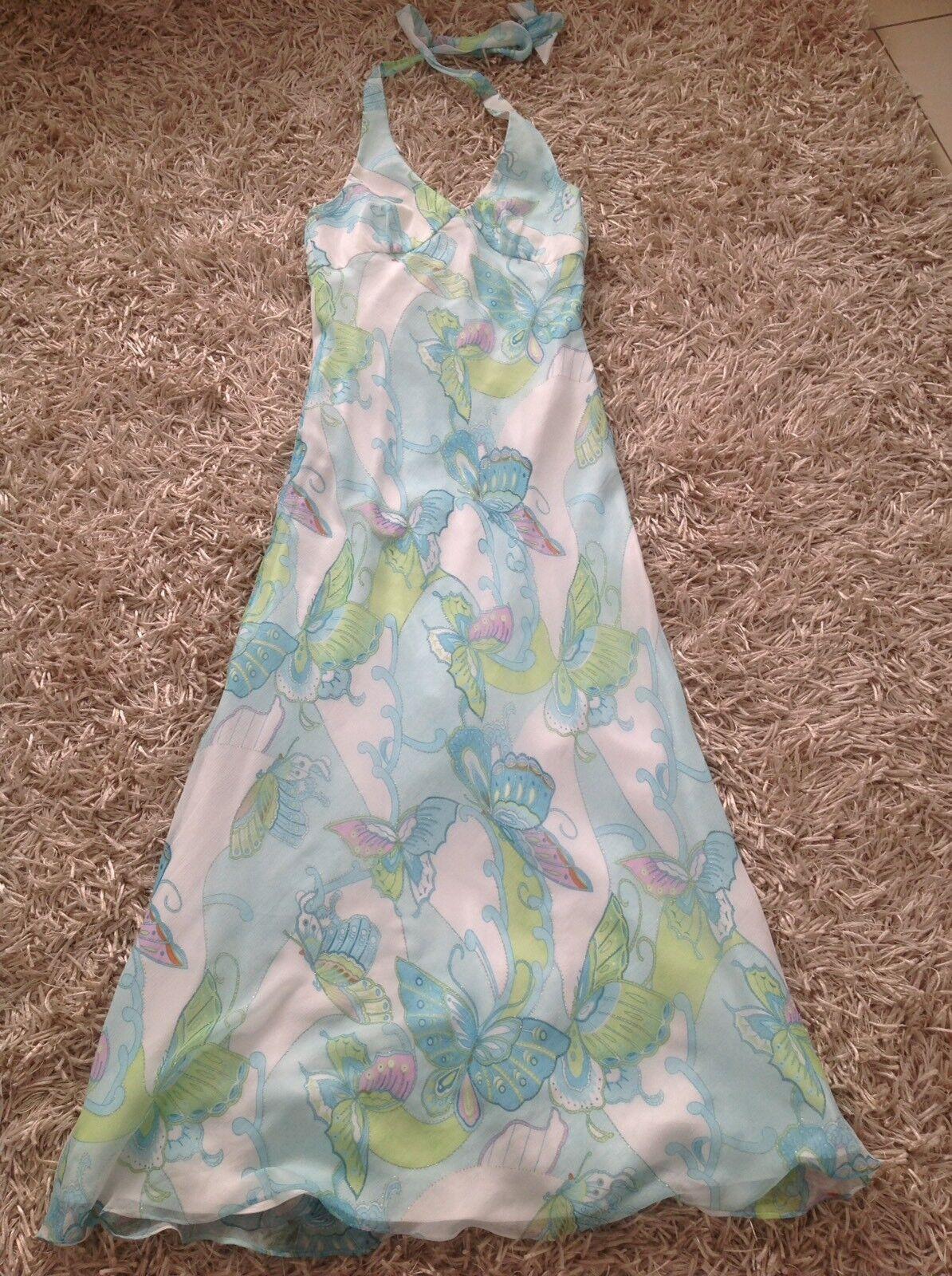 Coobee Damen Sommer Maxi Kleid Kleid Kleid Gr L   38   40 Lang     | Treten Sie ein in die Welt der Spielzeuge und finden Sie eine Quelle des Glücks  | Exquisite Handwerkskunst  | Vielfältiges neues Design  25ccef