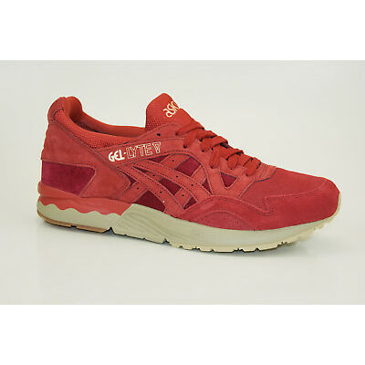 Asics Gel Lyte V Herren Trainer Rot  red red 2727