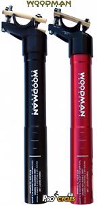 Tige De Selle WOODMAN POST DX Aluminium - 31.6 250mm