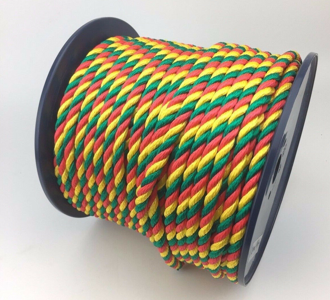 12mm Softline Rope x 75 Metre reel, Jester, Yacht, Sailing, Boats, Marine,canals