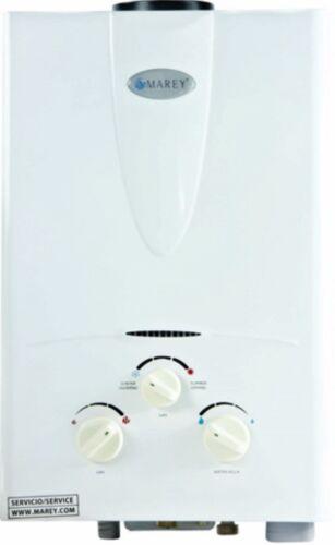 GA5NG 5L NG 2 GPM Fast Free Shipping. Marey Natural Gas Tankless Water Heater