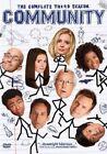 Community Season 3 DVD Region 1 US IMPORT NTSC