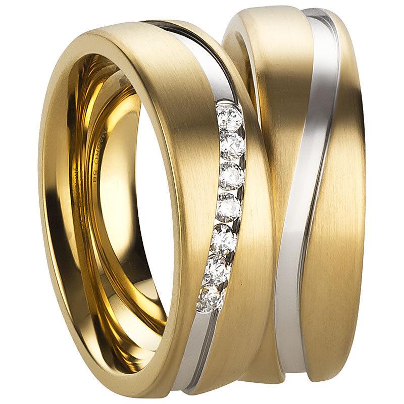 FEDINE fedi anelli di fidanzamento fedi fedi fedi nuziali incisione in acciaio inox argentoo 1e1554