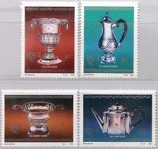 RSA SÜDAFRIKA SOUTH AFRICA 1985 678-81 Kapsilber Silberbesteck Silver Art MNH