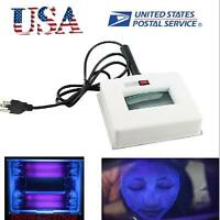Us Portable Woods Lamp Beauty Salon Facial Skin Care Analyzer Magnifying Lamp A